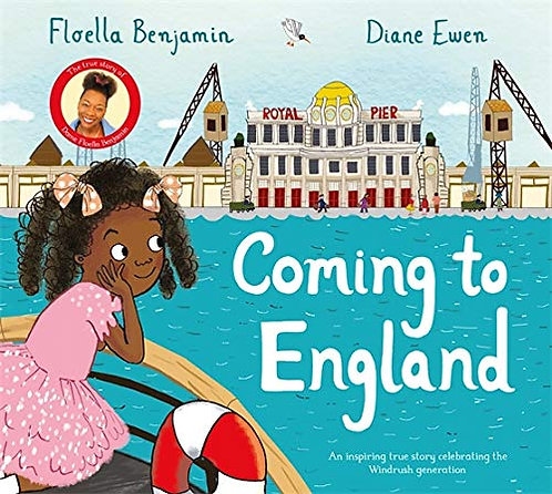 Coming to England - with SIGNED bookplates!