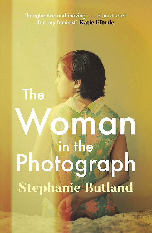 The Woman in the Photograph - with SIGNED bookplate!