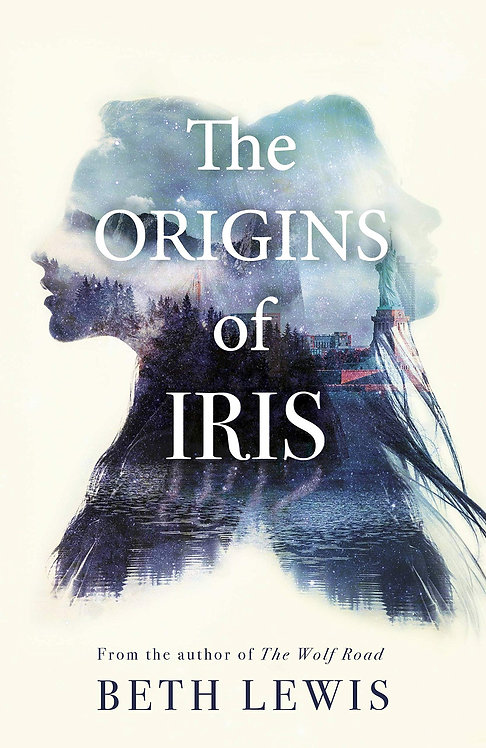 PRE-ORDER The Origins of Iris - with SIGNED bookplate 19/8