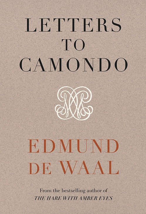 Letters to Camondo - SIGNED 1st editions