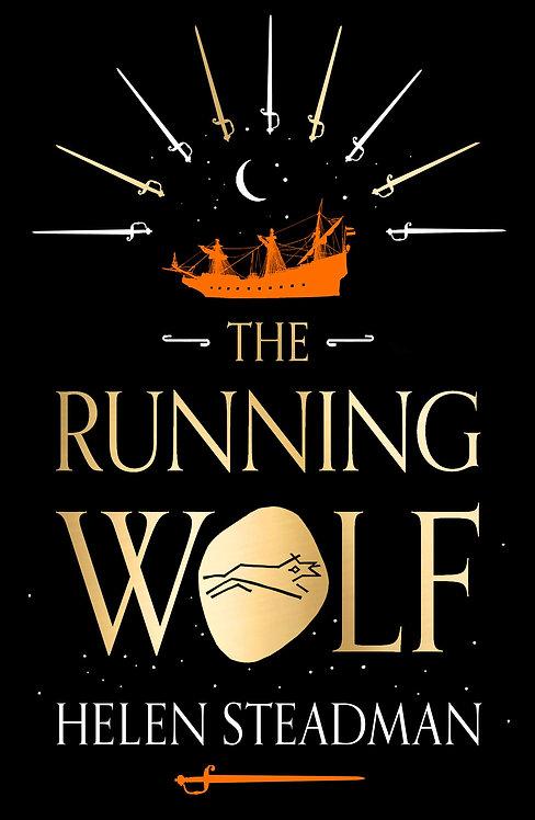 The Running Wolf