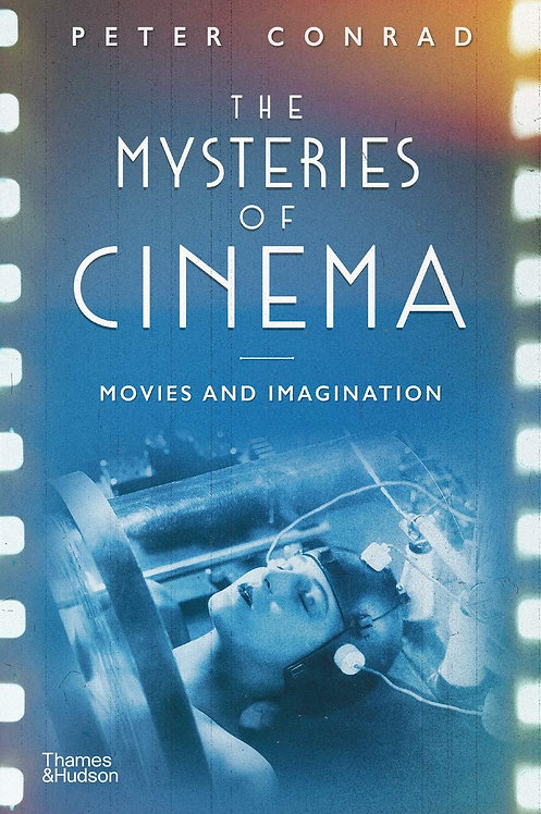 The Mysteries of Cinema - with SIGNED bookplate!