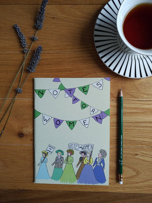 Notes For Women notebook
