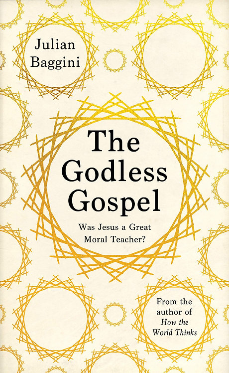 The Godless Gospel -  SIGNED!