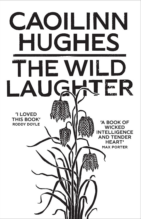 The Wild Laughter - signed bookplate edition!