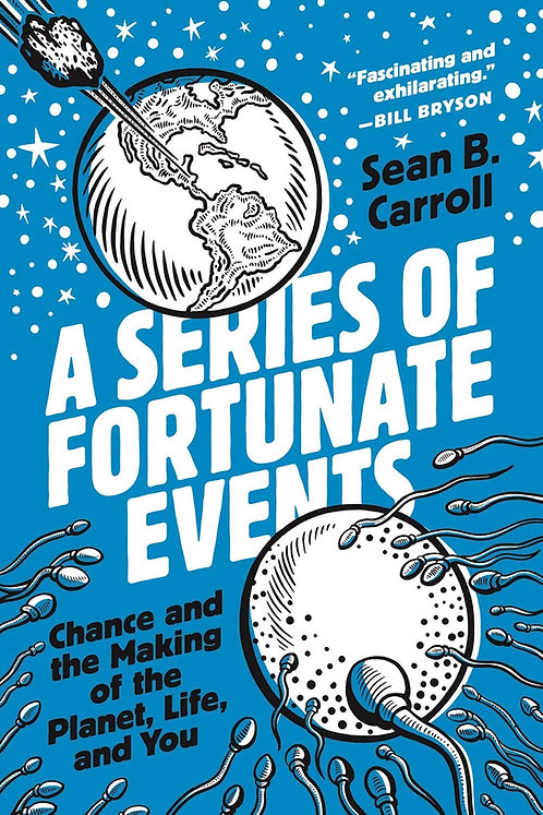 A Series of Fortunate Events - with SIGNED bookplate!