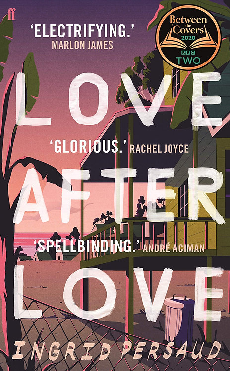 Love After Love - with SIGNED bookplate!