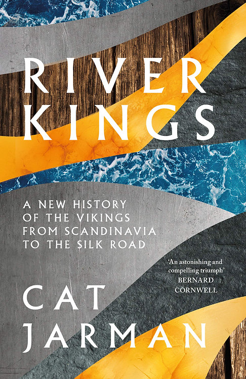 River Kings - with SIGNED bookplate!