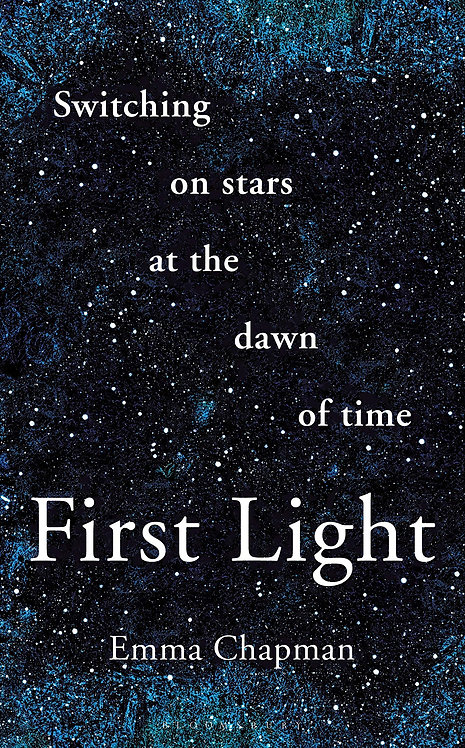 First Light - with SIGNED bookplates!