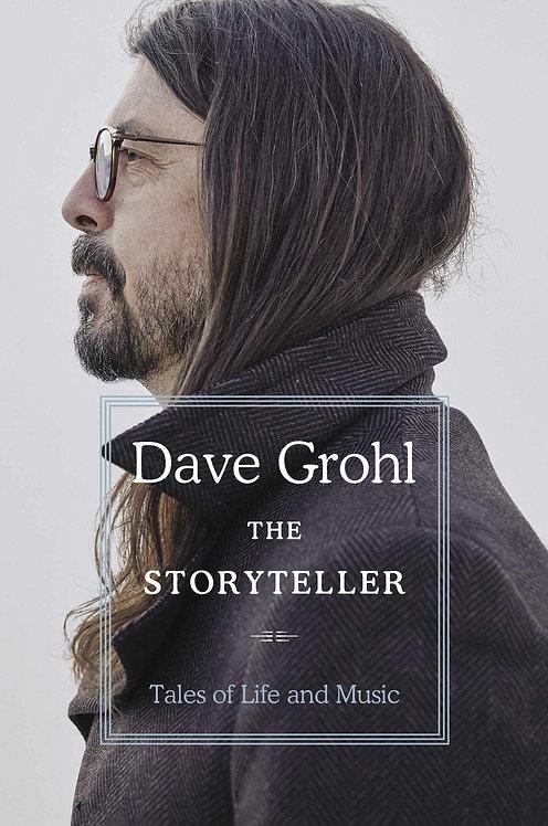 PRE-ORDER Dave Grohl: The Storyteller - 5/10/21