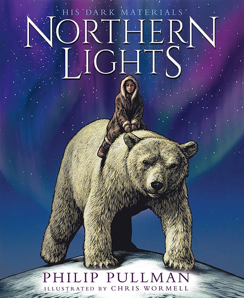 Northern Lights:  Illustrated Edition - with limited edition print