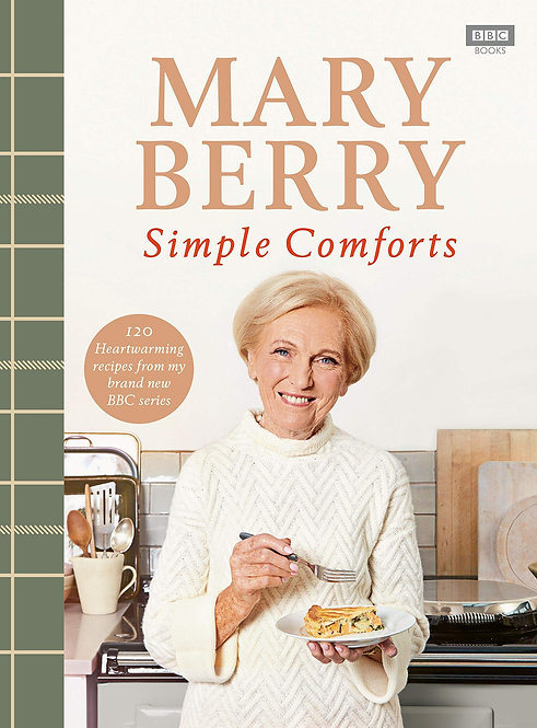 Mary Berry's Simple Comforts - with SIGNED Bookplates