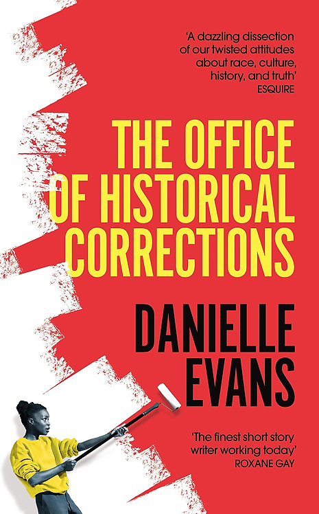 The Office of Historical Corrections: A Novella and Stories (HB)