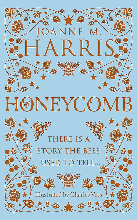 Honeycomb - with SIGNED bookplate!