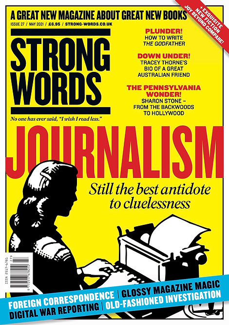 Strong Words Magazine - May 2021