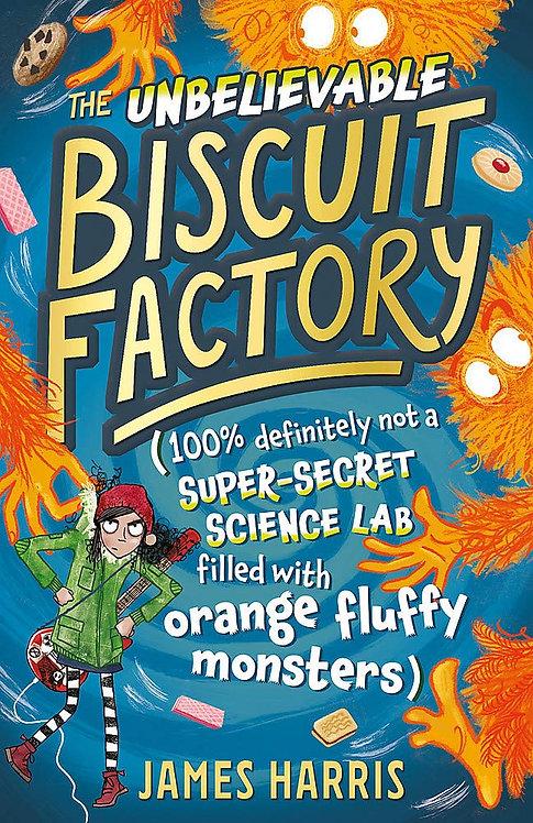 The Unbelievable Biscuit Factory