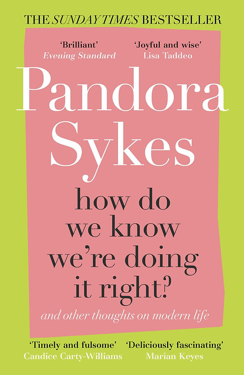 How Do We Know We're Doing It Right? (PB) - SIGNED bookplates plus free gifts!