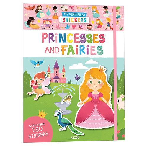 My Very First Stickers: Princesses and Fairies