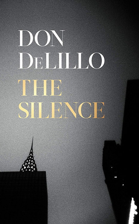 The Silence - SIGNED 1st EDITIONS