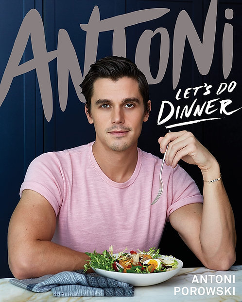 Let's Do Dinner- with SIGNED bookplate!