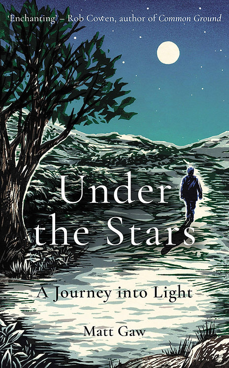 Under the Stars (PB) - with SIGNED notecard from Matt!