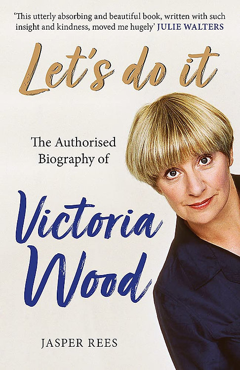 Let's Do It  (PB) - with signed bookplate & quote