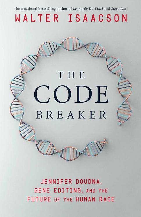 The Code Breaker (HB)