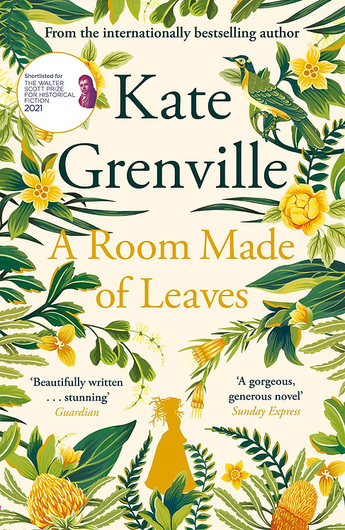 A Room Made of Leaves - SIGNED bookplate edition!