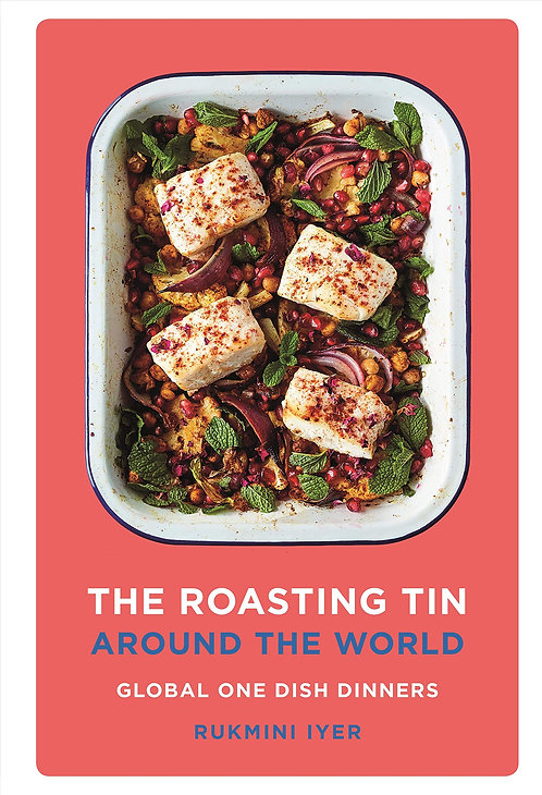 Roasting Tin Around the World - with SIGNED bookplate!*