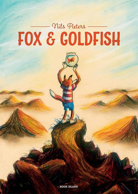 Fox & Goldfish