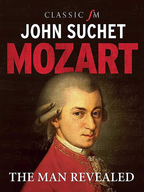 Mozart - with signed bookplate!