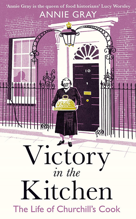 Victory in the Kitchen - with signed bookplate!