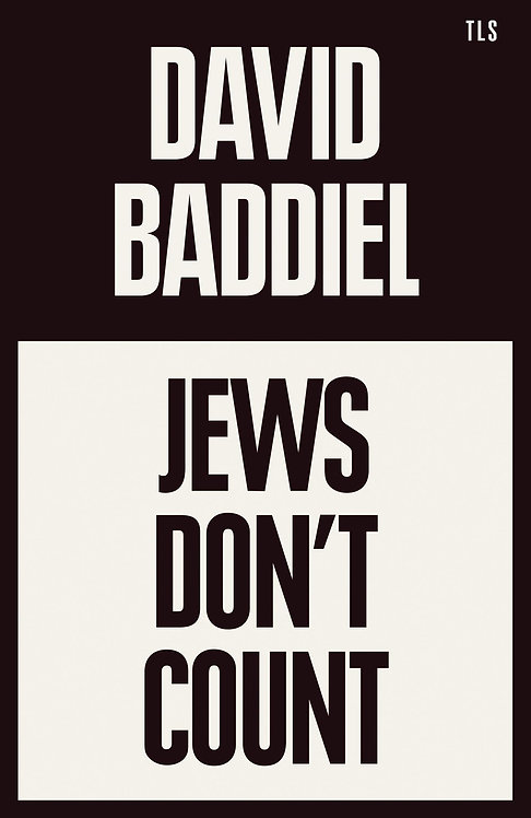 Jews Don't Count