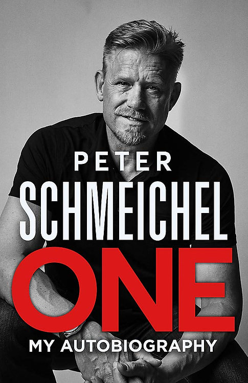 Peter Schmeichel: One - SIGNED 1st Editions!
