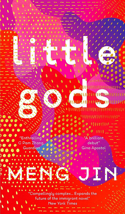 Little Gods - with SIGNED bookplates!