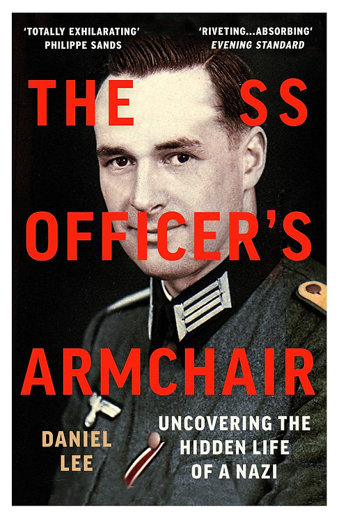 The SS Officer's Armchair - with SIGNED bookplate!
