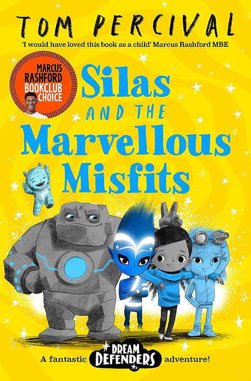 Silas and the Marvellous Misfits