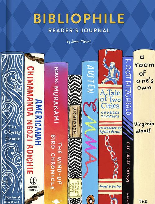 Bibliophile Reader's Journal