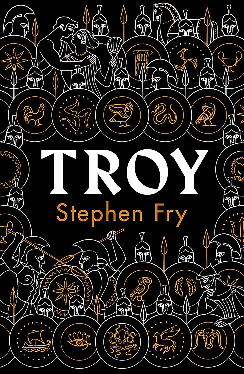PRE-ORDER Troy - Out Oct. 29th