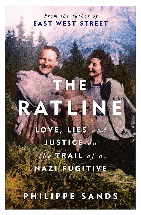 The Ratline - Signed first edition!
