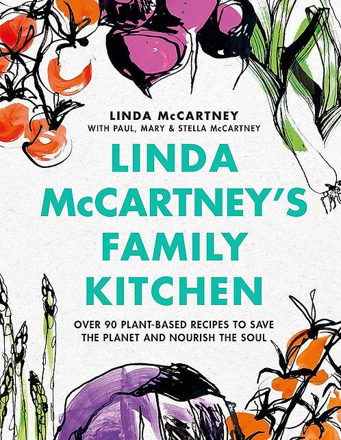 PRE-ORDER Linda McCartney's Family Kitchen - 24/6/21