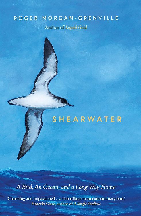 Shearwater - with SIGNED bookplates!