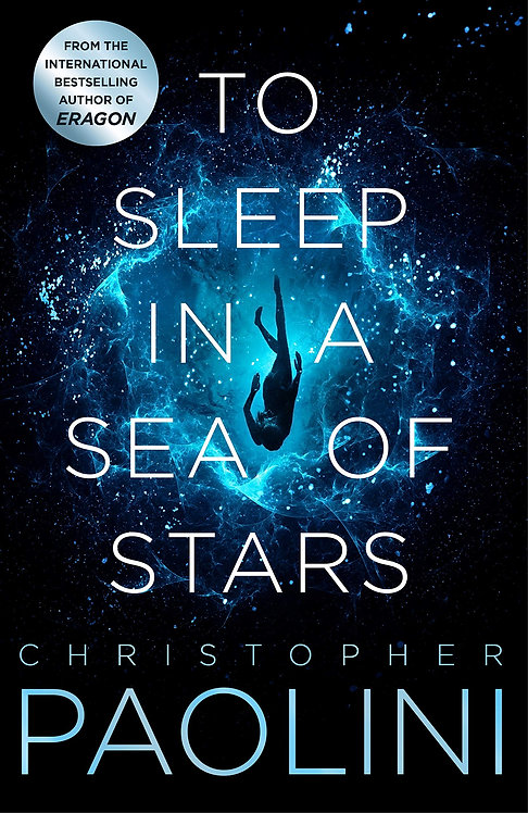 PRE-ORDER To Sleep in a Sea of Stars - SIGNED FIRST EDITIONS!