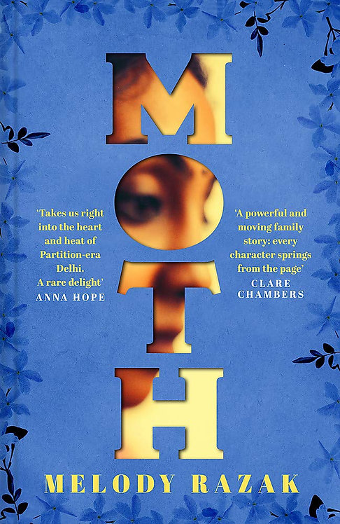 Moth - with SIGNED bookplate!