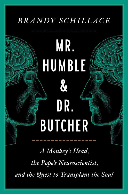 Mr. Humble and Dr. Butcher - with SIGNED bookplate!