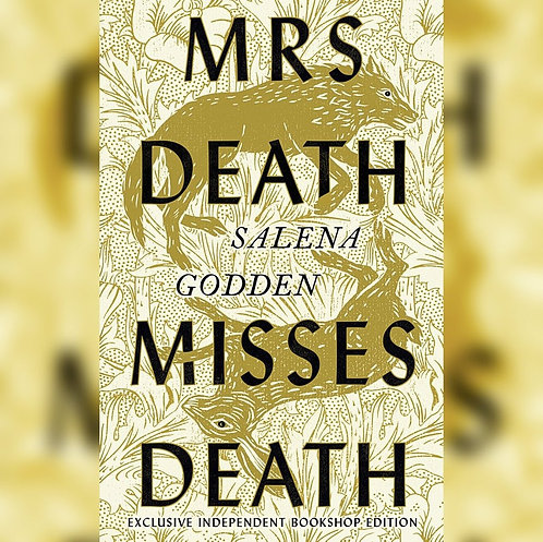 Mrs Death Misses Death - Indie exclusive edition with SIGNED bookplates!