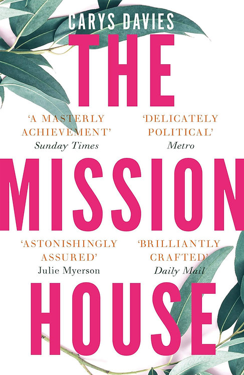 The Mission House - with SIGNED bookplates!