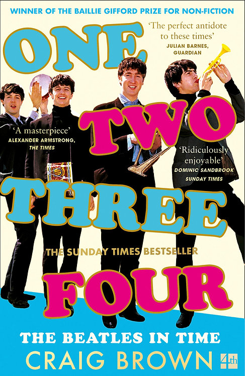 One Two Three Four: The Beatles in Time: