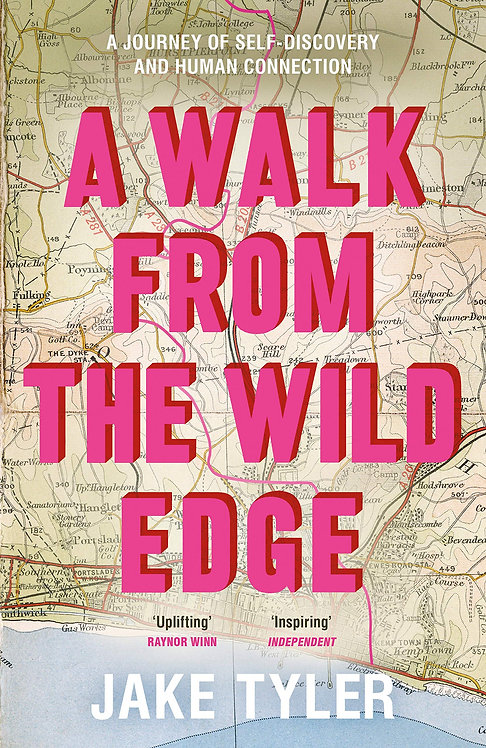 A Walk from the Wild Edge - SIGNED 1st Editions
