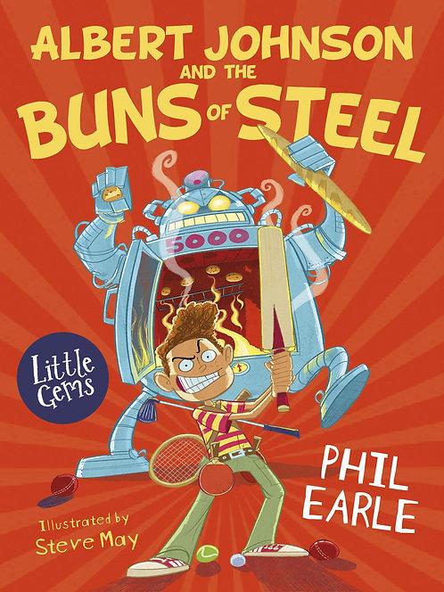 Albert Johnson and the Buns of Steel (Little Gems)